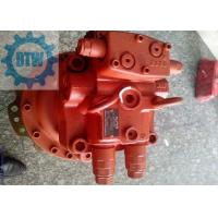 Red  Hydraulic Swing Motor Parts Of Excavator Komstsu PC200-6 PC220-6 Manufactures