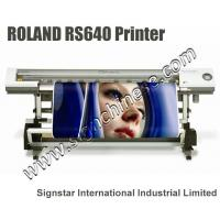 Roland RS 640 printer Manufactures