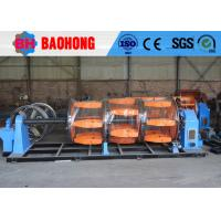 Sun / Planetary Stranding Machine , Cable Laying Equipment Back Twist