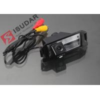 Durable Car Reverse Camera Rear Vision Camera For HYUNDAI I30 / Solaris Hatchback / KIA K2 Rio Manufactures