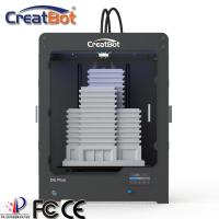 Buy cheap Digital High Precision CreatBot 3D Printer Big Printing Size 350W Gross Power from wholesalers