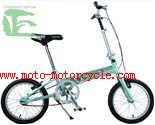 Folding Lightweight Downhill Mountain Bikes Suspension For Climbing Mountain Manufactures