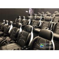Electronic System Decoration 5d Cinema Equipment CPU Control / 5d Movie Theater Manufactures