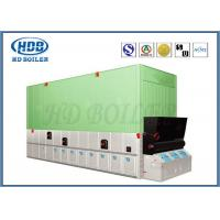 YLW Coal Fired Horizontal Thermal Oil Boiler SGS Certification Low Pollution Emission for sale