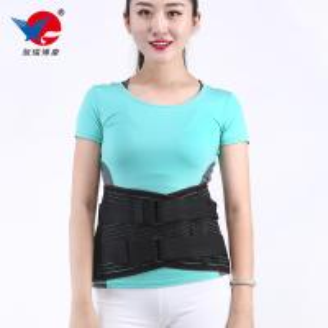 Chine Neoprene Medical Waist Support Brace Ceinture de soutien confortable en solde