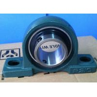 Heavy Load Customized Pillow Block Bearing UCP210 For Light Textile