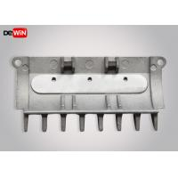 Light Weight Casting Small Aluminum Parts 90 HRB Hardness Non Standard Manufactures