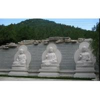 Chinese White Carved Sitting Buddha Sculpture Manufactures