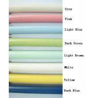 Shower Curtain Rods (Varnished Colors)