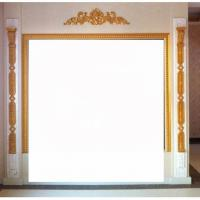 Polyurethane Door Decorative Trim Moulding For Home Decorations Of Ec91124617