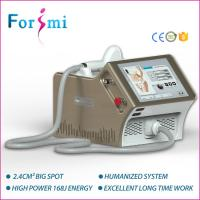 China spa touch 2 laser hair removal machine, permanent laser hair removal diode 808 machine on sale