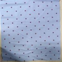 100% Cotton Textile Fabric Bright And Clean Surface Brightly Colored Manufactures