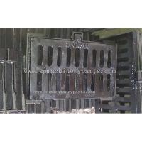 OEM High Quality Ductile Cast Iron Channel Gully Grating For Sale Manufactures
