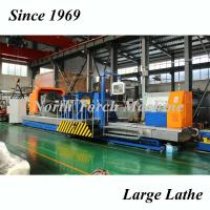 China High Accuracy Metal Lathe Machine Railway Wheel Use Reasonable Structure on sale