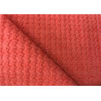 Skin Friendly 30% Wool Blend Fabric Anti - Static For Garment YF0131-3 Manufactures