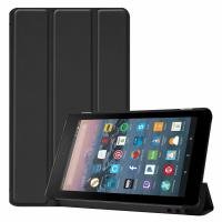 China All-New Kindle Fire 7 Case Leather Cover for Kindle Fire 7(9th Generation,2019) on sale