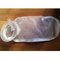 China PPS Nomex / PA / Nylon filter mesh washable dust collector filter bags on sale