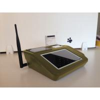 Android Based POS Touch Screen Monitor with High Sensitive Fingerprint Identification Manufactures