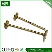 Non sparking bung wrench 350mm,300mm,Spark proof universal bung Spanner Drum Pluger Manufactures