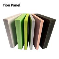China Colorful Appearance PVC Free Foam Board High Corrison Resistance YIOU on sale