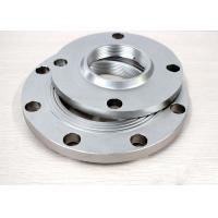 Silver Color Duplex Stainless Steel Flanges 2205 / Weld Neck Flange ANSI B16.5 Manufactures