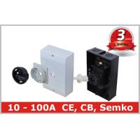 China European Outdoor Rotary Disconnect Switch , Lockable 3 Position Rotary Switch on sale