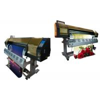 Quality Golden Dye Sublimation Printers Heavy Duty 5113 Epson Head CE Certification for sale