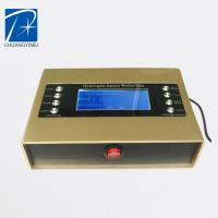 Big LED screen golden color luxury ion cleanse detox foot spa Manufactures