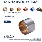Locking Joint Steel + CuSn6.5P0.1 Bimetal Bronze Camshaft Bushes Strips Sheet Material Manufactures