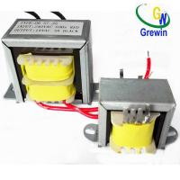 China Encapsulated Transformer (EE20) , Ei Low Frequency Transforme on sale