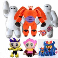 Big Hero 6 Baymax Cartoon Plush Toy Manufactures