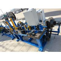 China Express Way Twisted Barbed Wire Making Machine For Hot Dipped Galvanized Wire on sale