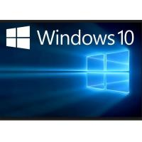 Upgraded Windows 10 Home COA License Sticker Automatically Updateable Manufactures