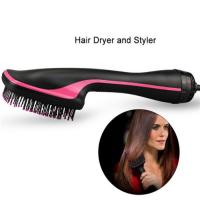 China Meraif Professional Wholesale Hair Styler One Step Hair Dryer and Styler Hair Dryer Hot Air Brush on sale