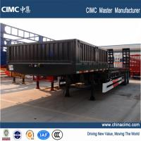 2 axles 40 tons low bed trailer for sale Manufactures