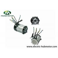 Electric Tricycles DC Switched Reluctance Motor Fengchi Interface 72V 2000W