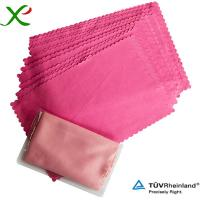 China Microfiber Optical Cleaning Cloth on sale