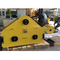 China M6 40T Mini Electric Wire Rope Hoist Hook Block With Steel Colour Customized on sale