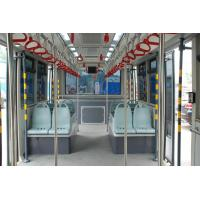 Full Aluminum Body Electric Shuttle Bus To The Airport Apron Bus