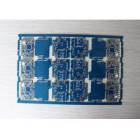 Multiple Layer CCTV Camera Circuit Board PCB FR4 1.6MM Thickness Support SMT DIP Manufactures