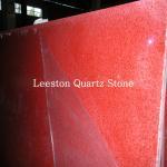 cheap prices artificial quartz rose red quartz stone Manufactures