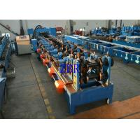 High Efficiency Auto C Z Purlin Roll Forming Machine Cold Roll Former 20×3×2 M Manufactures