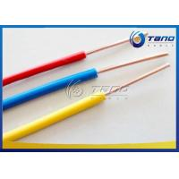 Buy cheap Stranded / Flexible Single Core Pvc Cable / Pvc Insulated Power Cable BS EN from wholesalers