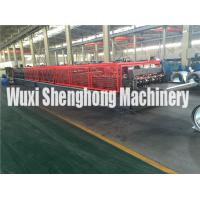 Chain Drive Tile Cold Roof Sheet Making Machine Coated With Chrome Manufactures