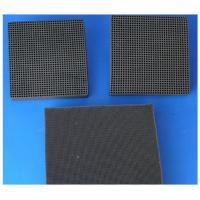Thermal Shock Active Carbon Honeycomb Ceramic Plate With Large Surface Area Manufactures