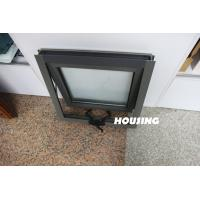 China Fixed Aluminum Awning Window With Single Tempered Glass on sale