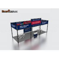 Mobile Truss Trade Show Booth , Portable Exhibition Stands With Aluminum Frame Manufactures