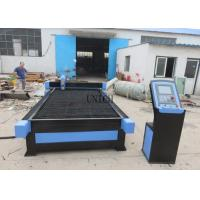 High definition plasma cutting machine gantry structure , perfect bearing capability Manufactures