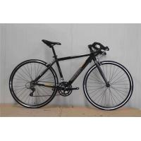 Made in China cheap steel 540mm frame 700c thin tube road bicycle/bicicle with Shimano 14 speed Manufactures