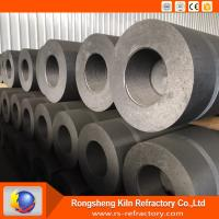 UHP Grade Refractory Products Graphite ElectrodeHigh Density For Steel Plant Manufactures